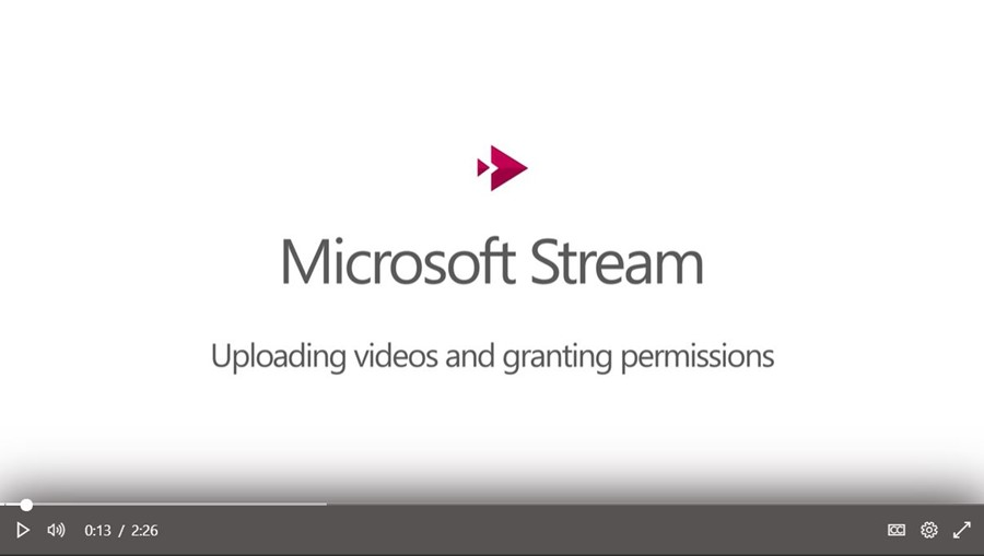 Video: How to Upload Videos Using Stream